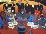 The False Face Society (Batman Adventures)