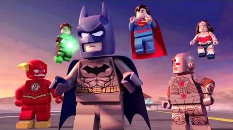Justice League Attack of the Legion of Doom - Trailer