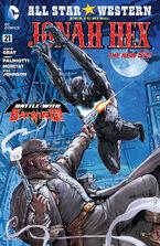 All Star Western Vol 3-21 Cover-1