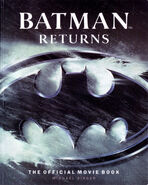 Batman Returns: The Official Movie Book