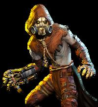 Scarecrow Arkham Asylum
