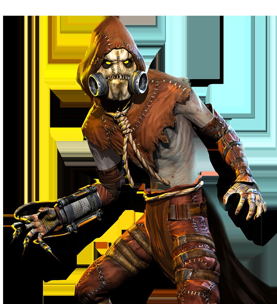 Scarecrow Arkhamverse Batman Wiki Fandom Powered By Wikia