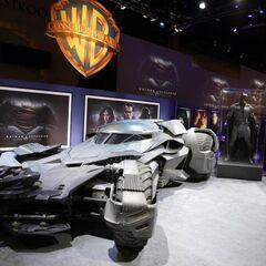 Batmóvil en exposición