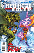 Red Hood and The Outlaws Vol 1-4 Cover-1