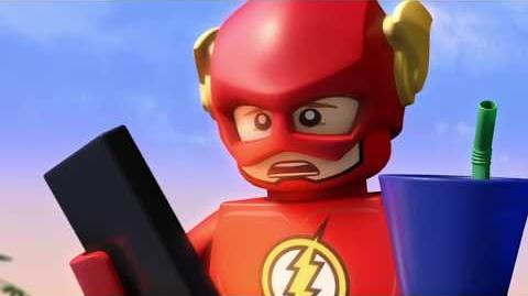 LEGO DC Super Heroes The Flash - Trailer