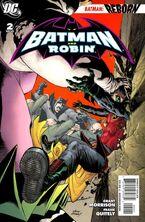 Batman and Robin-2 Cover-2