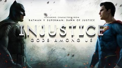 Batman v Superman para Injustice Gods Among Us mobil