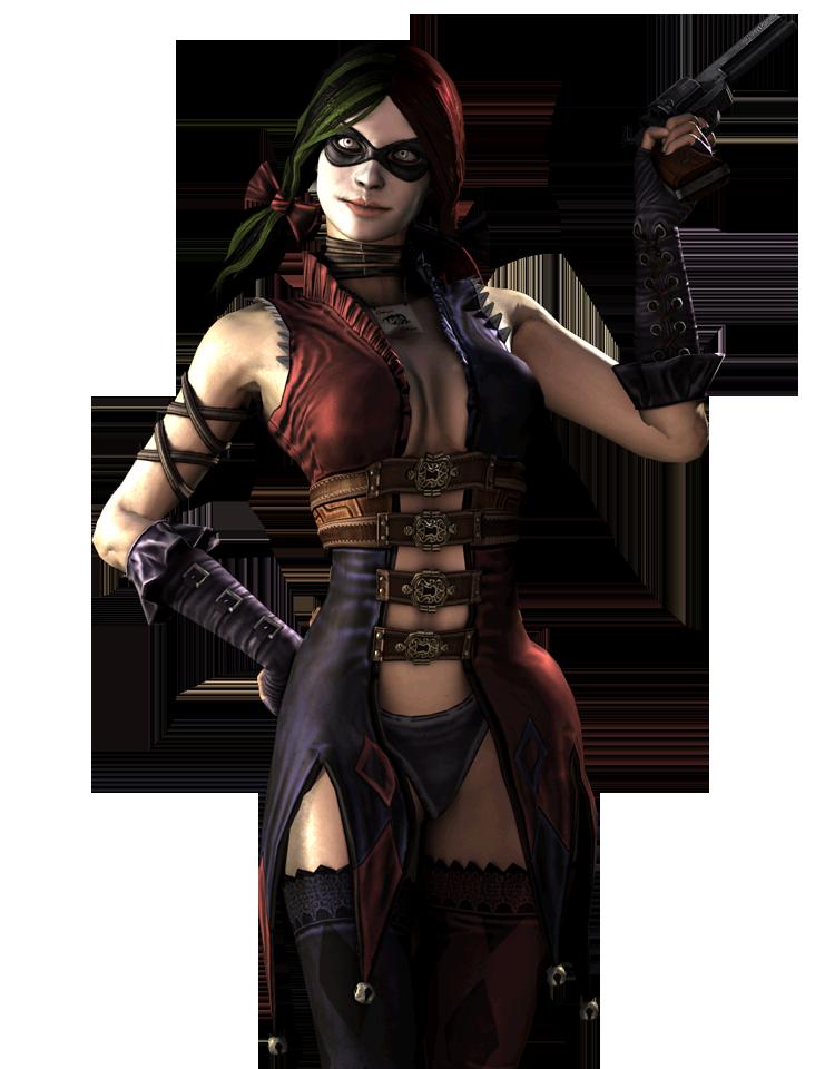 Injustice Gods Among Us Harley Quinn Render