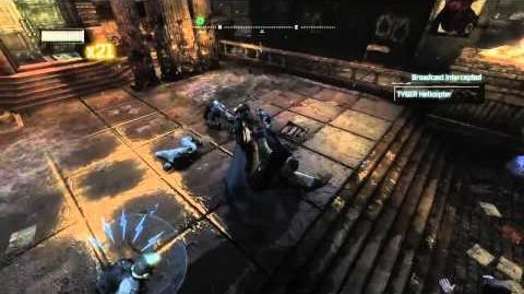 Trailer 12 min. gameplay de Batman Arkham City en español