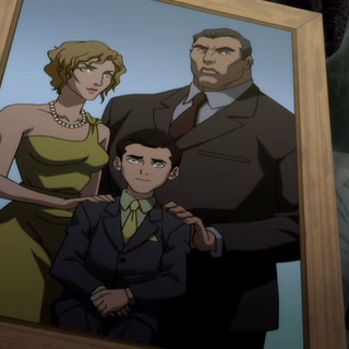 La fotografía de la familia Wayne
