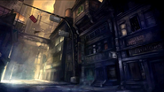 3-The Streets of Arkham City