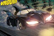 Batmobile Twice Storyline Slot