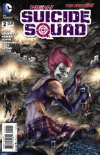 New Suicide Squad Vol 1-2 Cover-2
