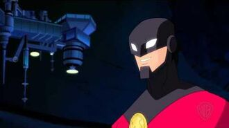 Batman Unlimited Animal Instincts - Batman Red Robin