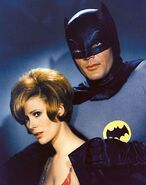 Batman and Molly 1