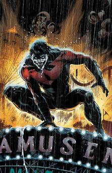 Nightwing Vol 3 16 Textless