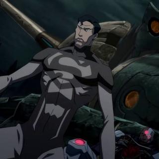 Superman salva a Cyborg