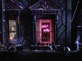 Selina Kyle's apartment