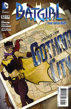Batgirl Vol 4-32 Cover-2