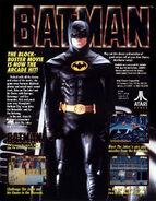 Batman (1990) flyer