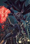 Port image batman deathstroke color