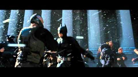 "The Dark Knight Rises - In Cinemas Now - ""Back In The Game"" Quotes"