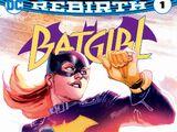 Batgirl Vol.5 1