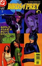 Birds of Prey 67c