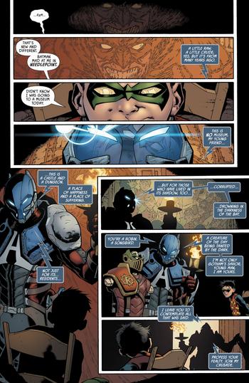 Detective Comics Vol.1 1002 imagen