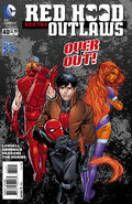 Red Hood and The Outlaws Vol 1-40 Cover-1
