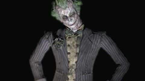 Batman Arkham City - Game Over Joker