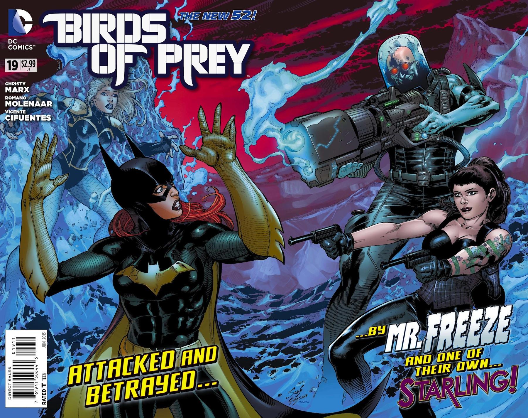 Birds of Prey 6 Vol. 2