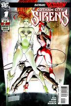 Gotham City Sirens 01