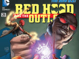 Red Hood and The Outlaws (Volume 1) Issue 21