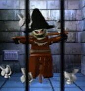 Scarecrow Lego Batman