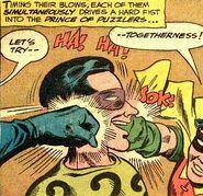 Double Bat-Punch 3