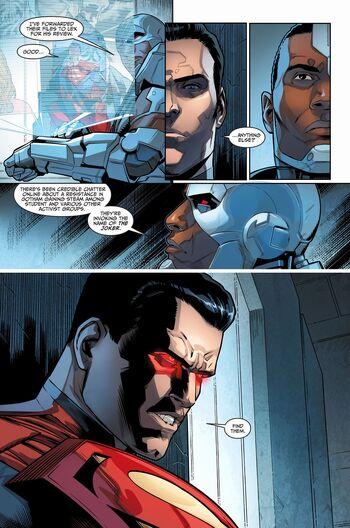 Injustice Año Cinco Vol.1 15 imagen