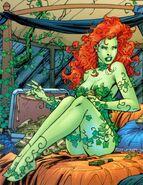 Poison Ivy - Green Skin 001