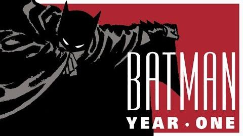 BATMAN YEAR ONE - The Legend Begins Again