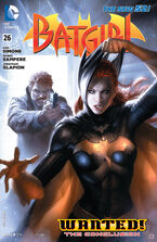 Batgirl Vol 4-26 Cover-1