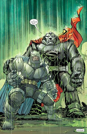 Dark Knight III The Master Race Vol.1 5 imagen