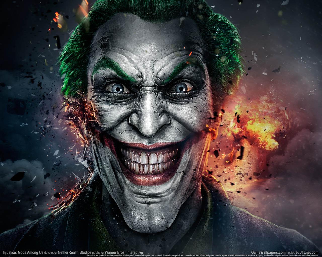 Injustice Gods Among Us Joker