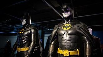 Batman Museum Costumes and Props Tour!