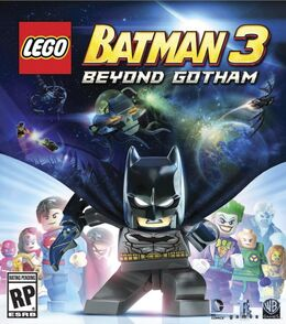 LegoBatman3-Beyond Gotham coverart
