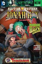All Star Western Vol 3-13 Cover-1