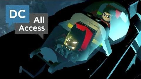 LEGO Batman 3 Gameplay Sneak Peek