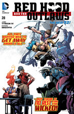 Red Hood and The Outlaws Vol 1-28 Cover-1