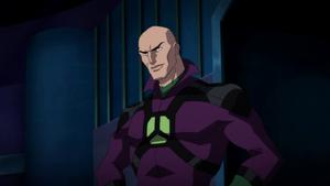 TROFS - Luthor se une a la Liga de la Justicia