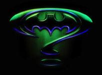 95batmanriddler symbol