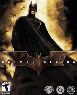 Batman Begins (Video Game) | Batman Wiki | FANDOM powered ...